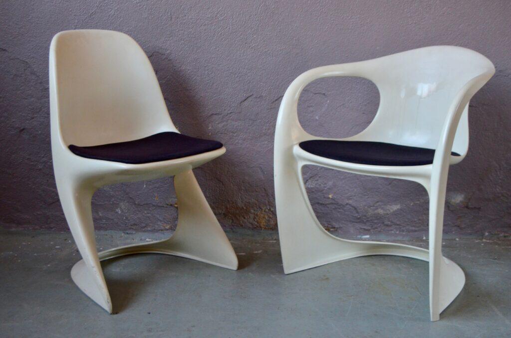 Chaise & fauteuil d'Alexander Begge