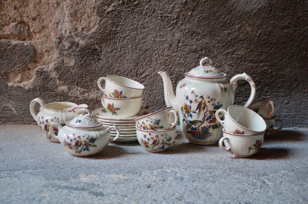 Service à thé Phoenix de Villeroy & Boch