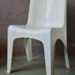Paire de chaises Space Age Gilac