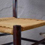 Paire de chaises Iphigénie