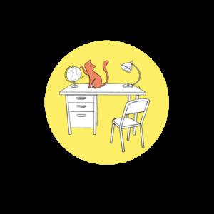 Les bureaux et secrétaires