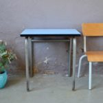 Bureau & chaise Adalbert