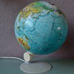 Globe terrestre lumineux ScanGlobe