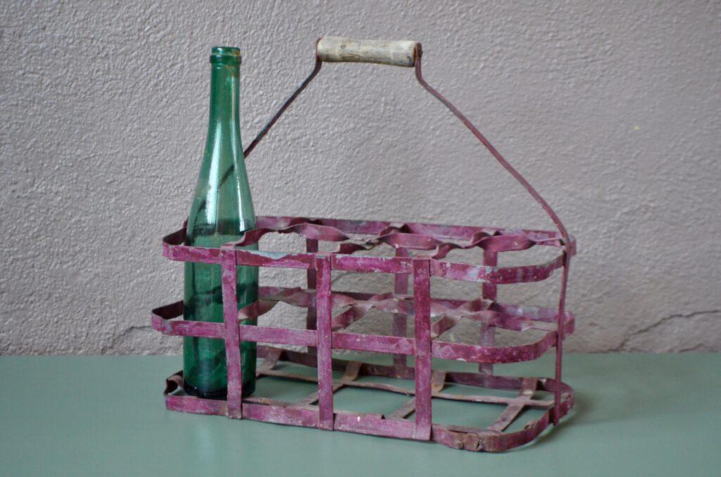 Panier à bouteilles Nysa