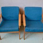 Paire de fauteuils scandinaves Bjorn