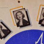Affiche publicitaire Solange