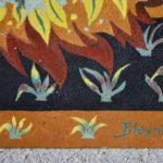 Carton de tapisserie de Claude Bleynie