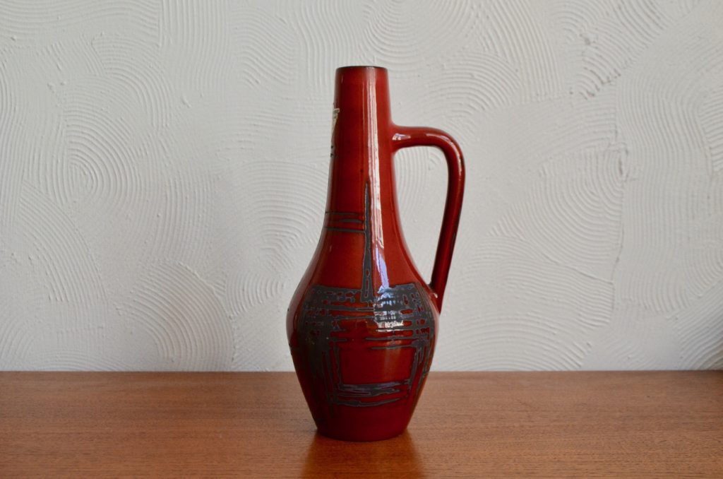 Grand vase Fernand Elchinger