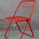 Paire de chaises pliantes Talin
