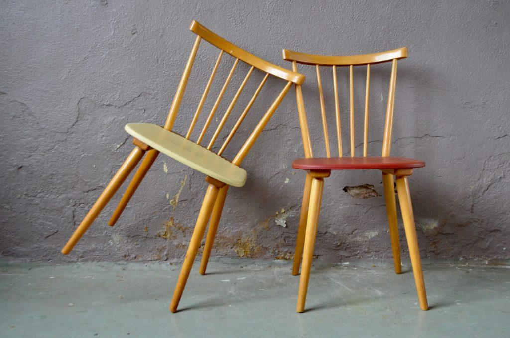 Paire de chaises Arielle