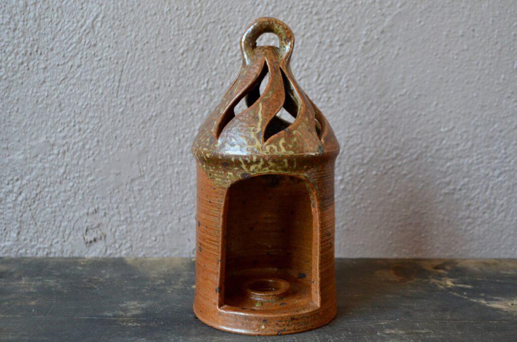 Lanterne en Grès André Bodin