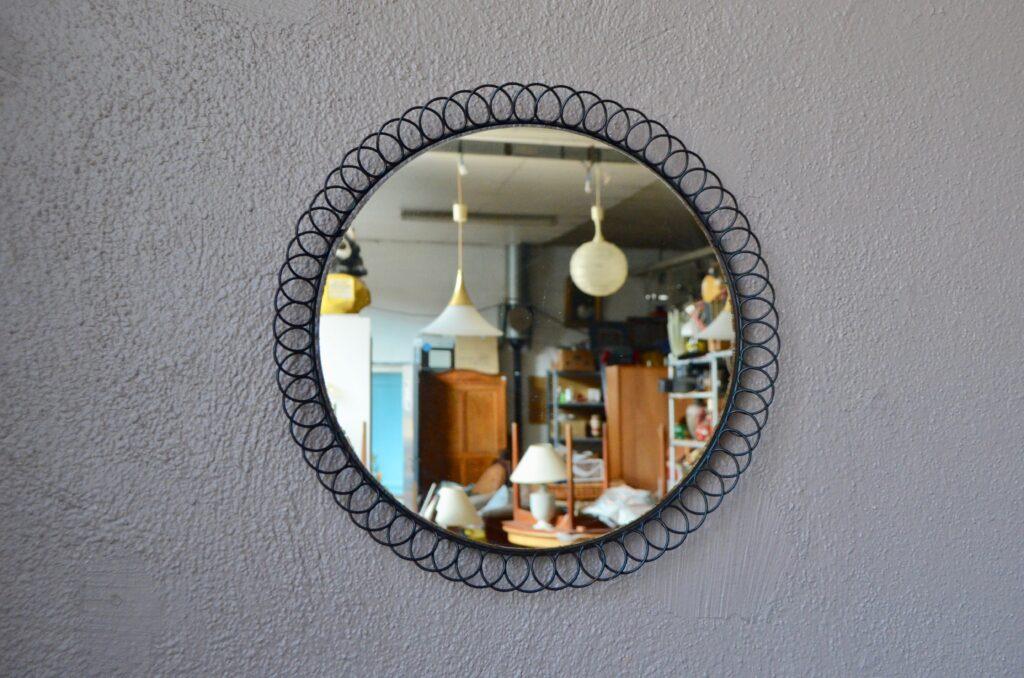 Miroir Lilas