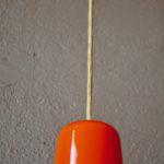 Suspension en verre de Murano Vistosi