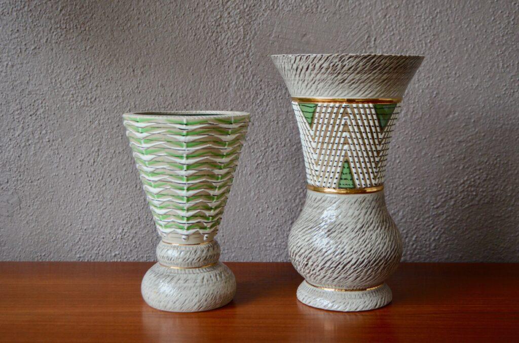Paire de vases de Jacques Breugnot