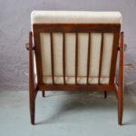 Paire de fauteuils scandinaves Askel
