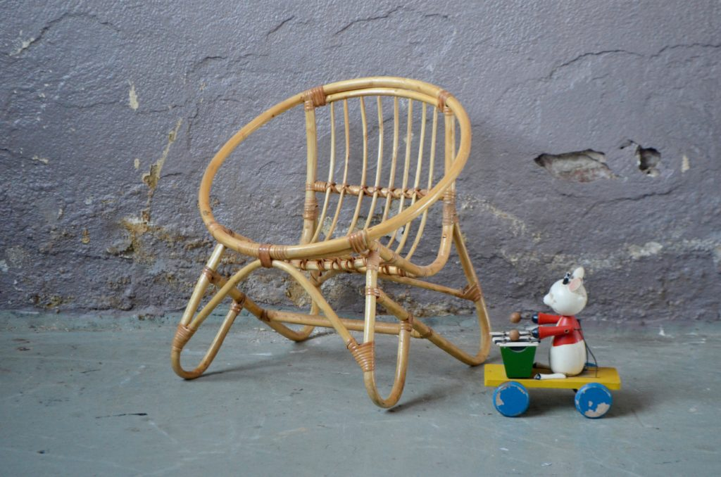 Fauteuil coquille Anaël
