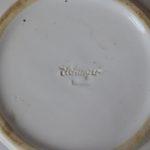 Bonbonnière boite à bijoux bohème céramique Elchinger