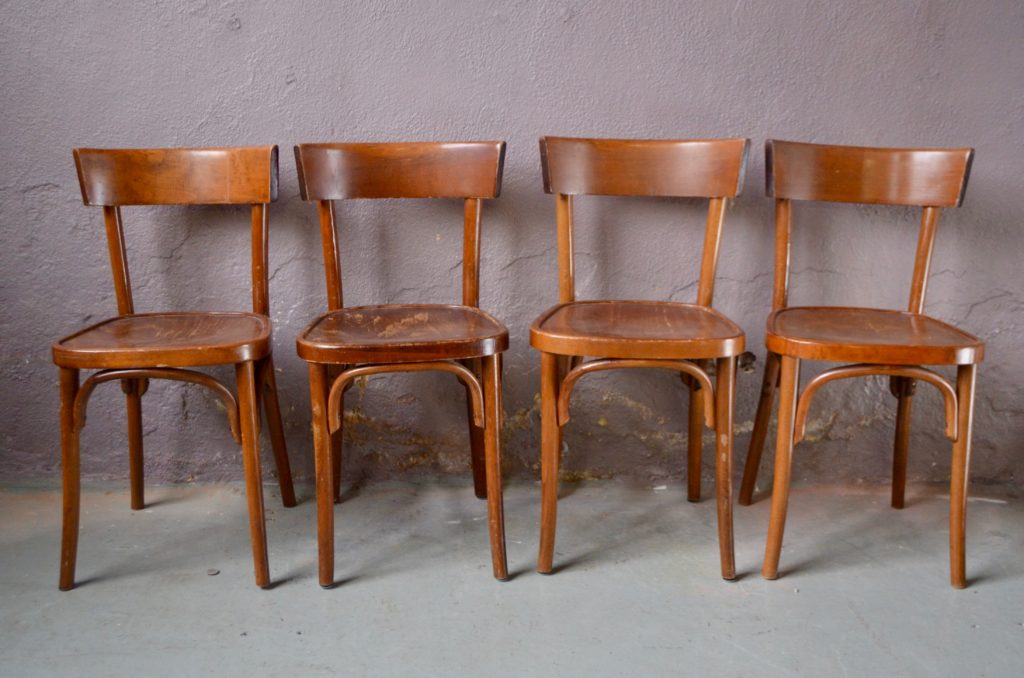 Chaises bistrot Eléanore