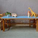 Table d'activités Laurette