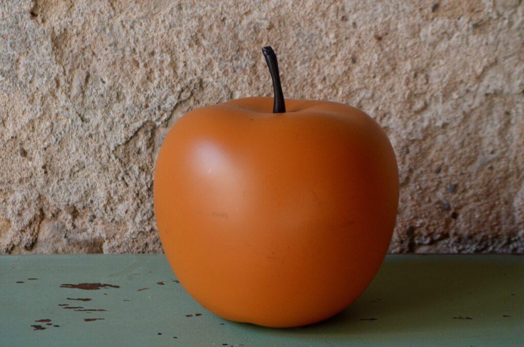 Pomme Adam orange