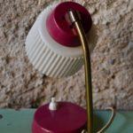 Lampe vintage Edéanne