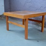 Table basse danoise Trioh