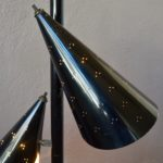 Lampe lampadaire design moderniste USA 1950 architecte