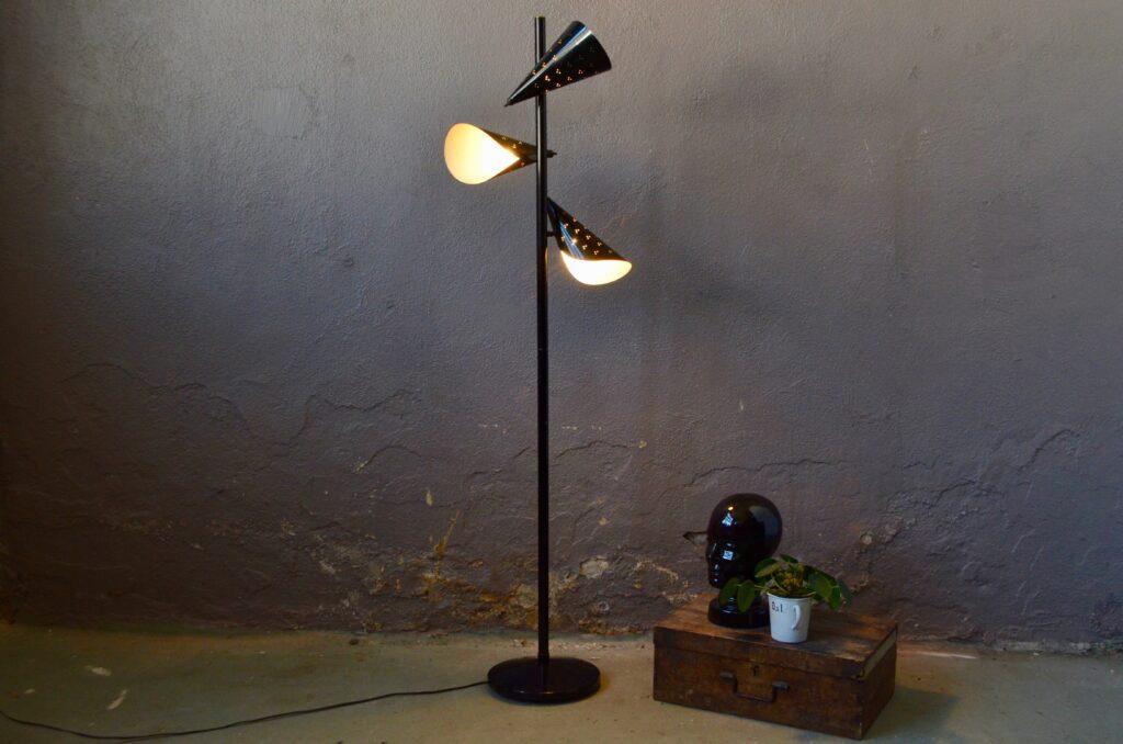 Lampe moderniste américaine