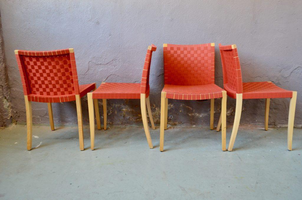 Série de chaises Thonet