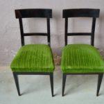 Paire de chaises Aubépine