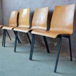 Série de chaises Chloé