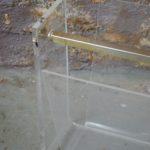 Porte-revues en plexiglas Honorio