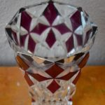 Vase à facettes Guido
