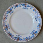 Assiettes bohème Orchies
