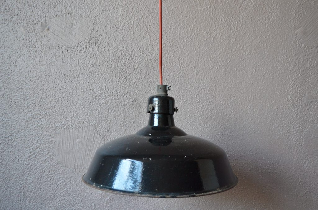 Lampe d'usine Ginette