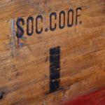Coffre en bois Coop