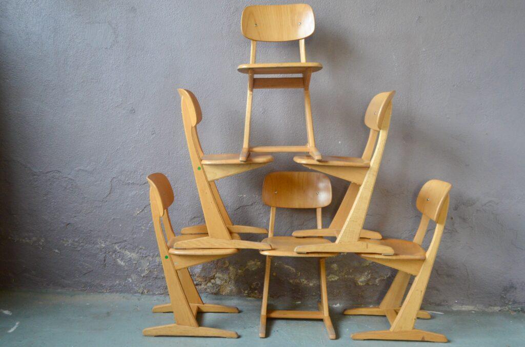Chaise de bureau adulte Casala