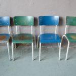 Série de chaises Patxi