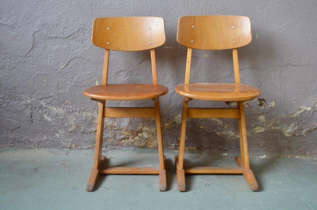 Paire de chaises Casala adulte