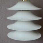 Suspension Tip Top de Jorgen Gammelgaard design scandinave danois moderniste lampe