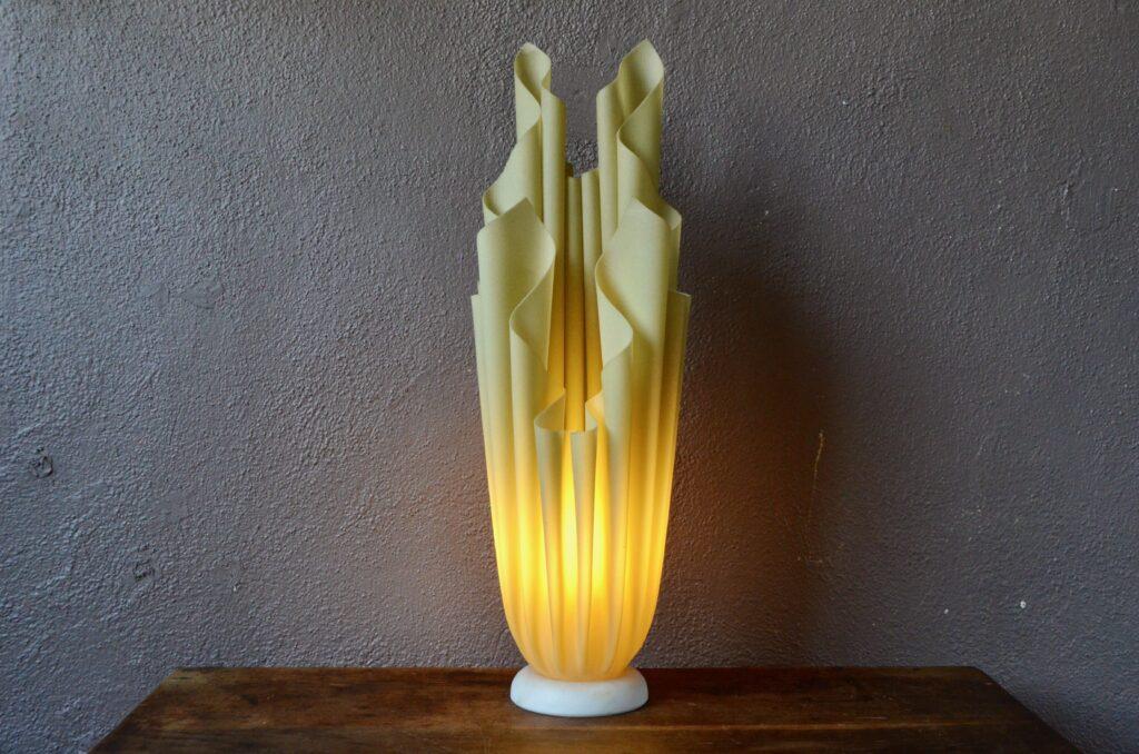 Grande lampe Athena par Georgia Jacob