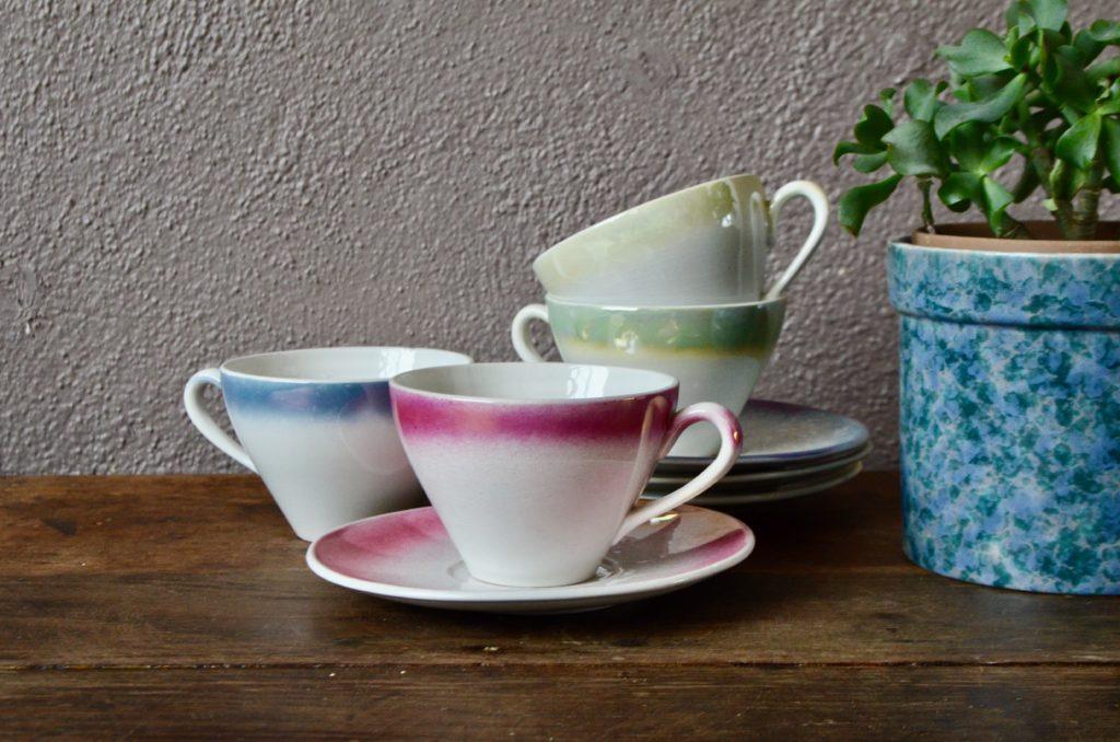 Service à thé Némorin