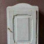 Armoire à pharmacie armoirette ou étagère à suspendre style bohème vintage