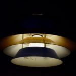 Suspension lampe danoise scandinave colorée design light