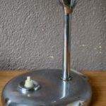 Lampe de bureau atelier Jumo GS1 chrome indus vintage