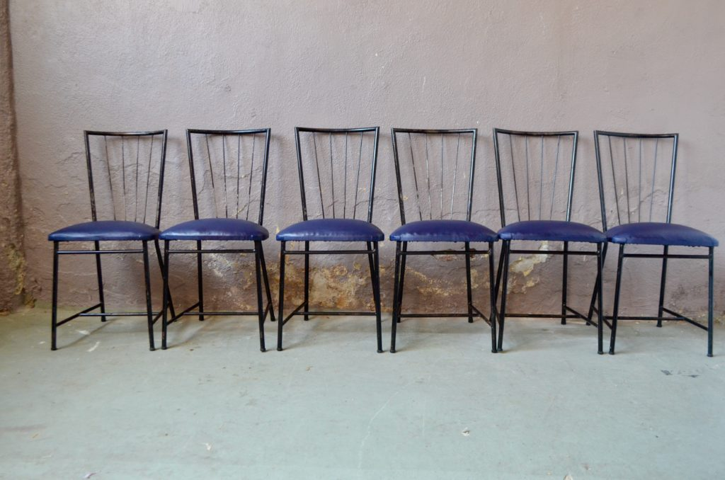 Chaises Betzy