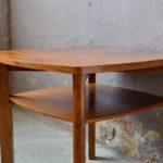 Guéridon ou table basse Art déco années 30 bohème Paris rétro