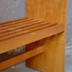 Etagère module mobilier école meuble en bois Montessori banc étagère modulable années 60 chambre enfant vintage rétro
