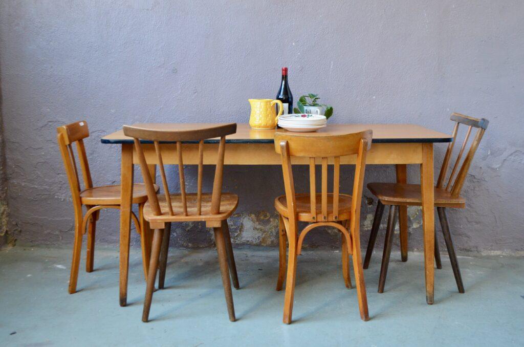 Table bistrot Clémentine
