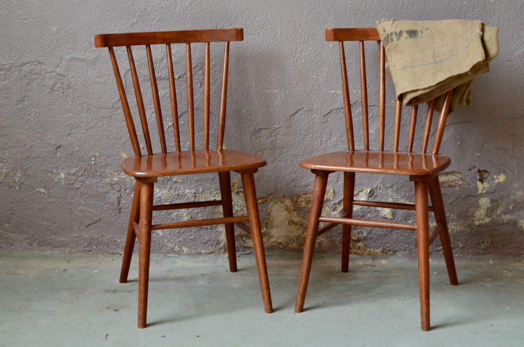Paire de chaises Güdrun